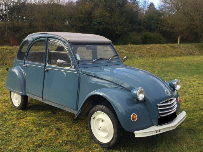 Citroën 2 CV - 1987