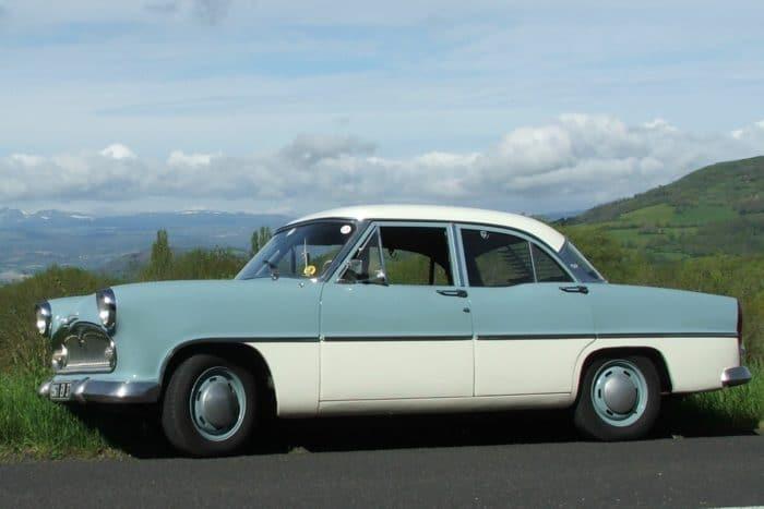 Simca Ariane - 1963