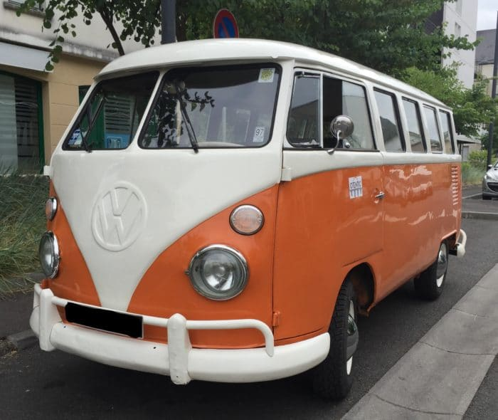 VW Combi Split T1 - 1967
