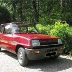 """Renault 5 série Limitée """"Campus"""" - 1982"""